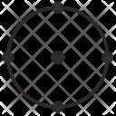 Border Circle Round Icon