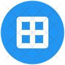 Borderall Border Border Design Icon