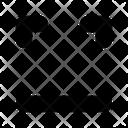 Border Bottom Border Pattern Icon