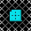 Borders File Document Icon
