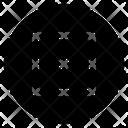 Borders Icon