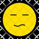 Bored Apathetic Boring Icon