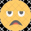 Bored Face Icon