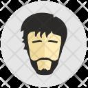 Bored Style Man Icon