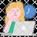 Boring Job Icon