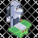 Machinery Industrial Machine Boring Machine Icon