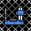 Boring Machine Boring Machine Icon