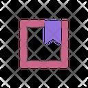 Borkmark Aligment Align Icon