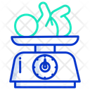 Born Baby Weight Icon