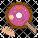 Borscht Food Restaurant Icon