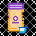 Store Cream Dairy Icon