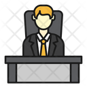 Boss Desk Manager Icon