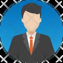 Boss Executive Businessman Icon