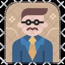 Boss Ceo Employer Icon