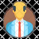 Boss Employer Businessman Icon