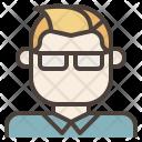 Boss Ceo Glasses Icon