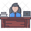 Boss Director Table Icon