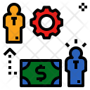 Employer Boss Owner Icon