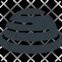 Bosu ball Icon