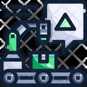 Bot Robotic Automatic Icon