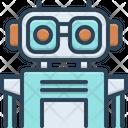 Bot Robotics Chatbot Icon