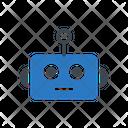 Robot Automatic Machine Icon