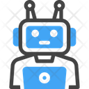 Bot Assistant Icon