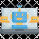 Bot Chat Icon