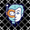 Bot Impersonator Imitator Icon