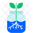Botanic Nature Plant Icon