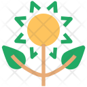 Botanic Cultivated Eco Icon