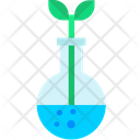 Botanic Botanical Experiment Icon