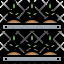 Botanical Plant Nature Icon