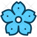 Botanical Flower Icon