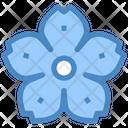 Botanical Flower Botanic Flower Icon
