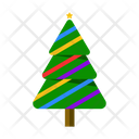 Botanical Tree Forest Tree Christmas Tree Icon