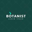 Botanist Logo Icon