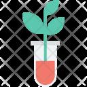 Botany Experiment Flask Icon