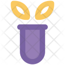 Botany Experiment Lab Icon