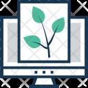 Botany Leaf Nature Icon