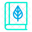 Botany Book Icon