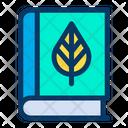 Botany Book Icon