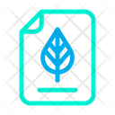 Botany Document Icon