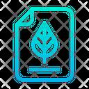 Botany Document Icon