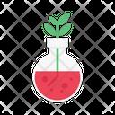 Lab Flask Beaker Icon