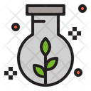Flask Lab Laboratory Icon