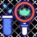Botany Experiment Botany Lab Experiment Icon