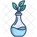 Botany Experiment Research Laboratory Icon