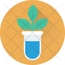 Botany Experiment Icon