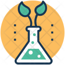 Botany Science Plants Icon